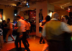 Swing & Jive Night im Haus der Sinne
