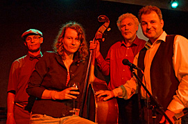 Vintage Jazz Trio & Jule Kunschke im Haus der Sinne - Swing & Jive Night